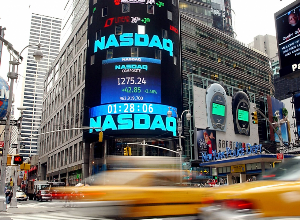 NASDAQ Aiming For New Highs